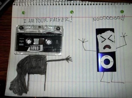 Why the Mix-Tape will never die