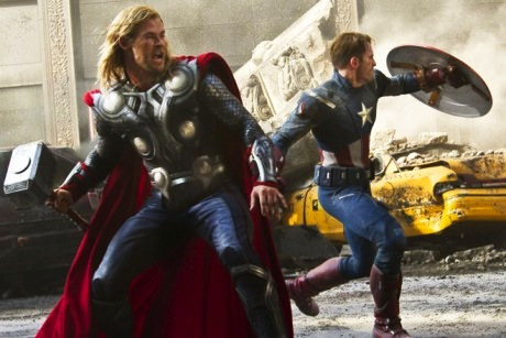 The Avengers Movie Review. My Nerdspective.