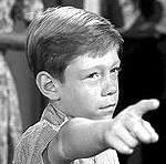 "Billy Mumy from ""It's A Good Life"" Twilight Zone episode"