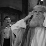 "Twilight Zone Episode, ""The Howling Man"""