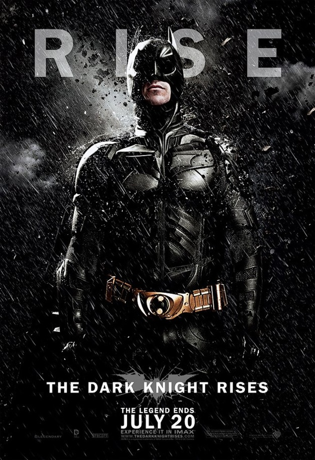New Dark Knight Rises Footage airs at MTV Movie Awards