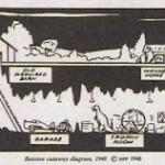 "<img src=""image.gif"" alt=""Bob Kane Bat-cave map""/>"