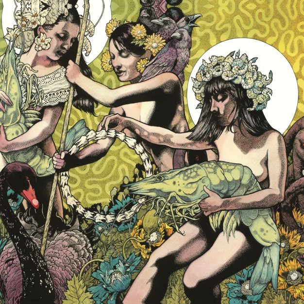 Baroness Yellow and Green Album Review