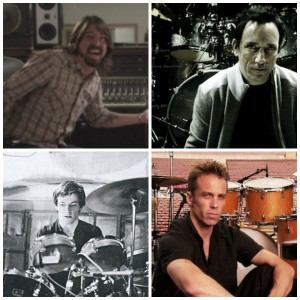 Vote For Best Alternative Rock Drummers